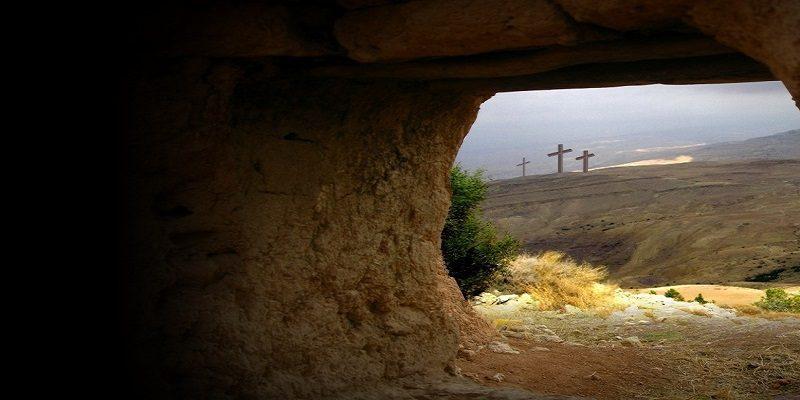 Op weg naar Goede Vrijdag & Pasen