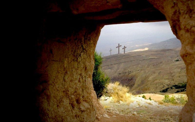 """""""De Heer is waarlijk opgestaan, Halleluja!"""""""